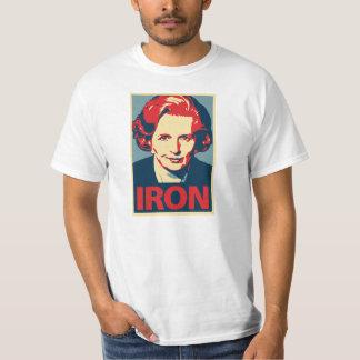 """Camisa del """"hierro"""" de Margaret Thatcher"""