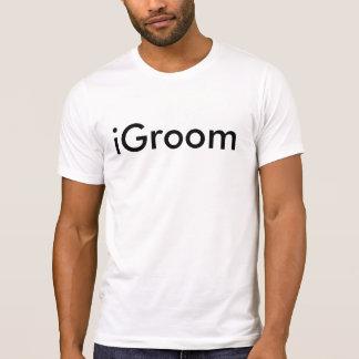 camisa del iGroom -