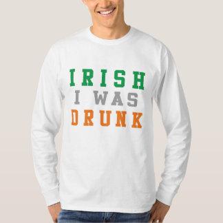 Camisa del irlandés del día de St Patrick