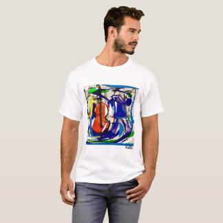 Camisa del jazz de la diversión
