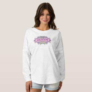 Camisa del jersey del alcohol de la REINA