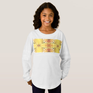 Camisa del jersey del alcohol de los chicas de