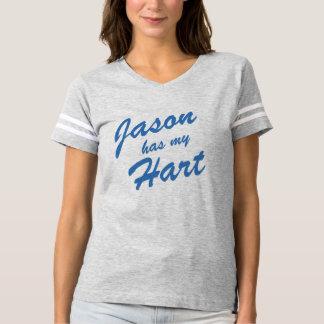 Camisa del jersey del ciervo de Jason
