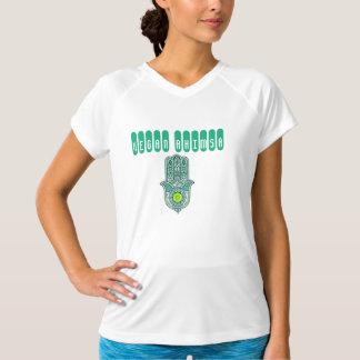 Camisa del kiwi de Ahimsa del vegano