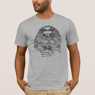 Camisa del lagar de la colina de Tabor del vintage