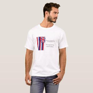 Camisa del lema del estado de Hawai'i