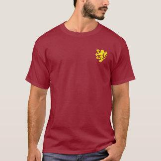 Camisa del león del oro del mariscal de Guillermo