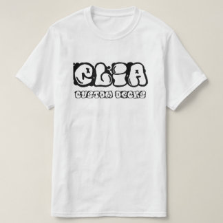 Camisa del logotipo de Graphiti