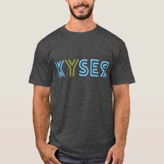 Camisa del logotipo de KYSER