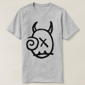 Camisa del logotipo de la cara