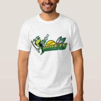 Camisa del logotipo de los avispones