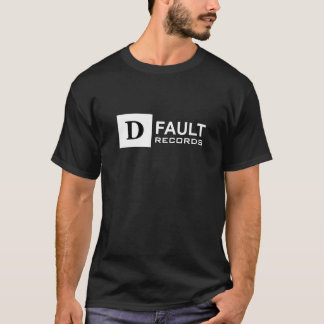 Camisa del logotipo de los hombres