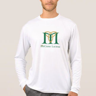 Camisa del logotipo de McCann LaCrosse