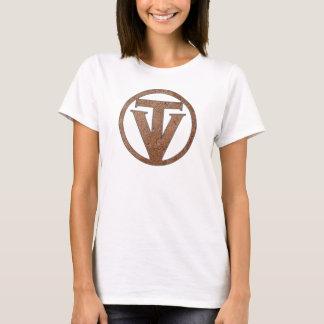 Camisa del logotipo de TrueVangaurd - para mujer