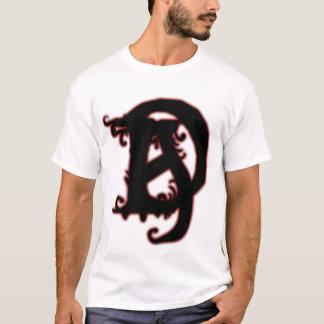 Camisa del logotipo del acusador del diablo