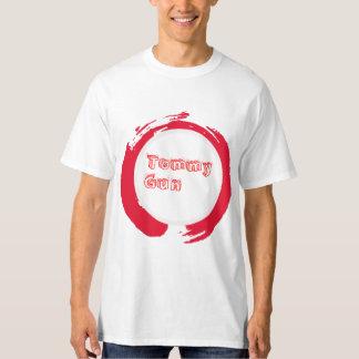 Camisa del logotipo del canal de los hombres