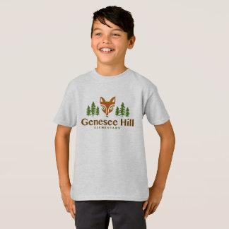 Camisa del logotipo del Fox de la juventud