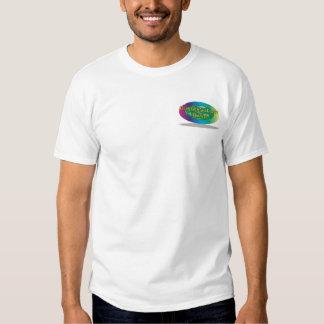 Camisa del logotipo del pecho