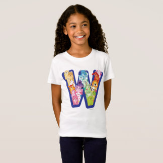 Camisa del mascota de la magia W de Webkinz