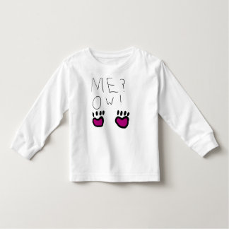 Camisa del maullido