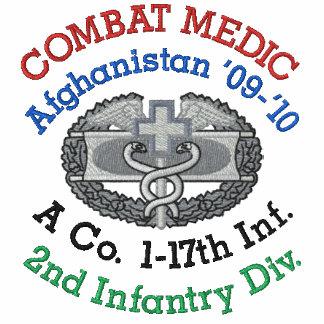 Camisa del médico del combate de unidad de