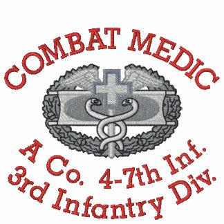 Camisa del médico del combate de unidad de la