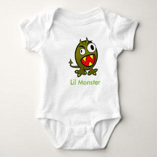 Camisa del monstruo de Lil
