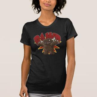 Camisa del monstruo de Rawr