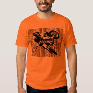 Camisa del motocrós de la bici de la suciedad