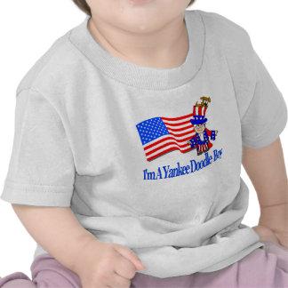 Camisa del muchacho del Doodle del yanqui
