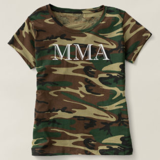 Camisa del Muttahida Majlis-E-Amal Camo de las