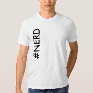 Camisa del #NERD