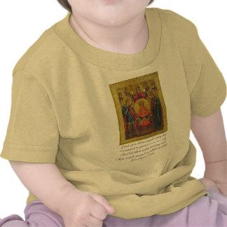 Camisa del niño de los arcángeles