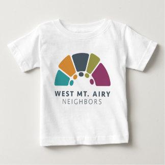 Camisa del niño de WMAN