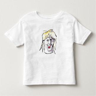 Camisa del niño del monstruo de Halloween