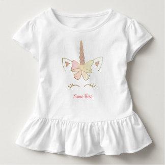 Camisa del niño del unicornio