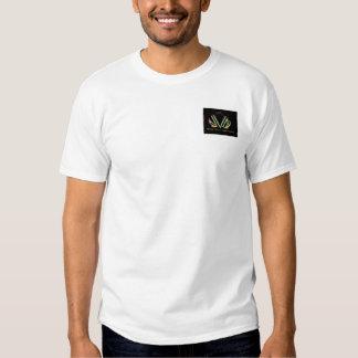 Camisa del nirvana de nueve voltios, pequeño