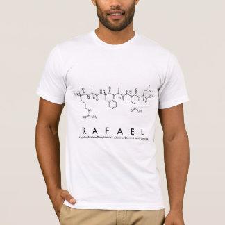 Camisa del nombre del péptido de Rafael