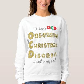 """Camisa del """"OCD"""" de las mujeres básicas de la"""