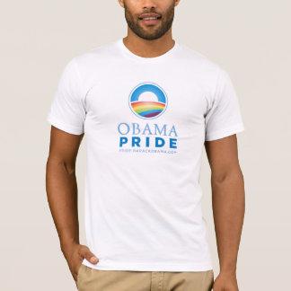 Camisa del orgullo de Obama