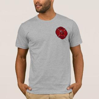 Camisa del orgullo del bombero