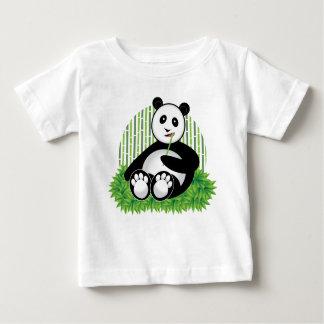 Camisa del oso de panda