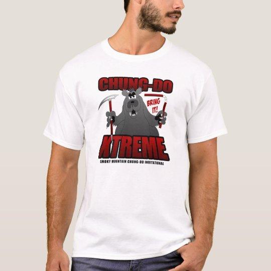 Camisa del oso de Xtreme