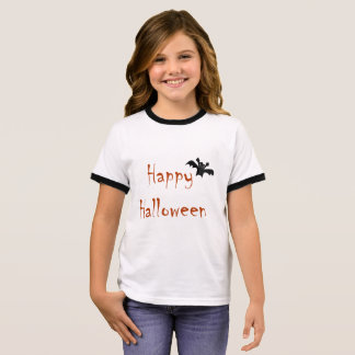 Camisa del palo del feliz Halloween