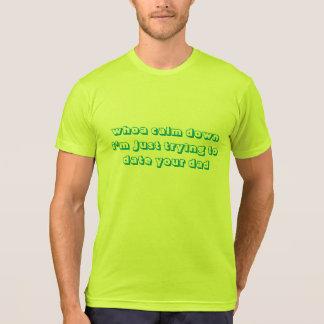camisa del papá-o