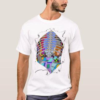 Camisa del pecho de Robo