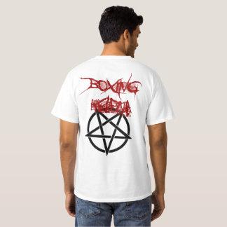 Camisa del Pentagram de Helena del boxeo