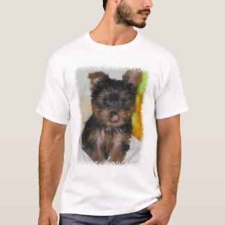 Camisa del perrito de Zach