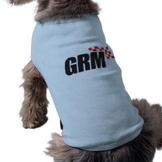 Camisa del perrito del Motorsports de los pueblos