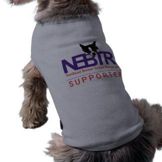 Camisa del perro de NEBTR